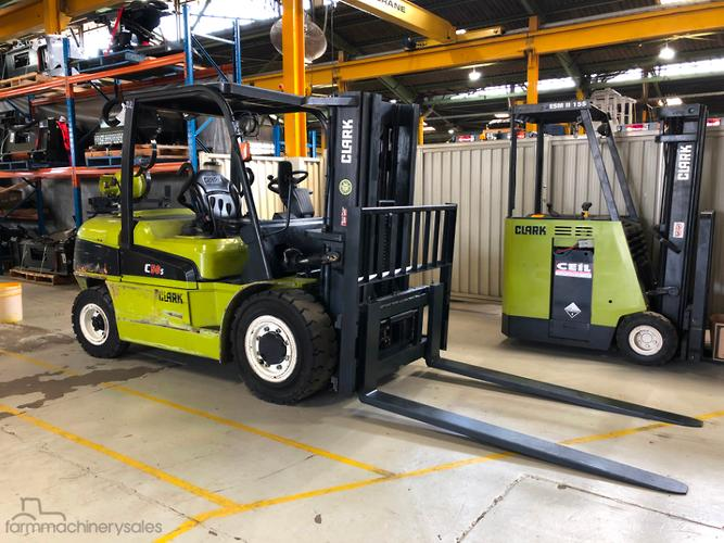 Clark Forklifts & Telehandlers for Sale in Australia