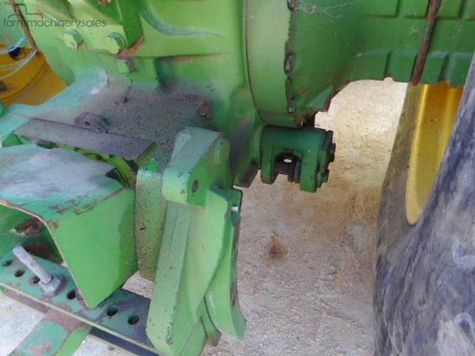 John Deere Tractors for Sale in Australia