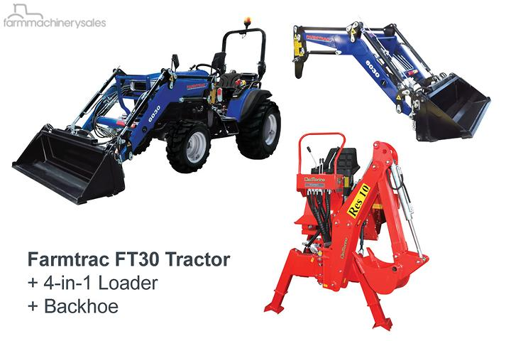Farmtrac Tractors for Sale in Australia - farmmachinerysales