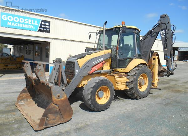 Volvo Equipment & Parts Backhoe Loaders for Sale in