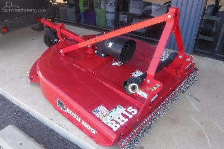 BUSH HOG Farm machinery & equipments for Sale in Australia