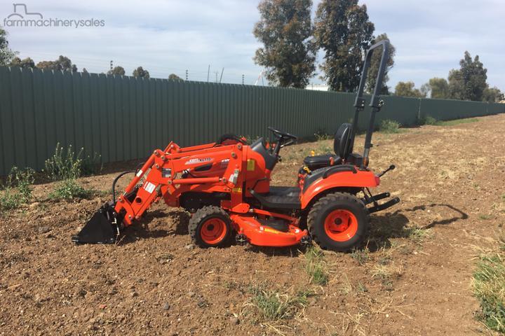 Kioti Tractors for Sale in Australia - farmmachinerysales com au