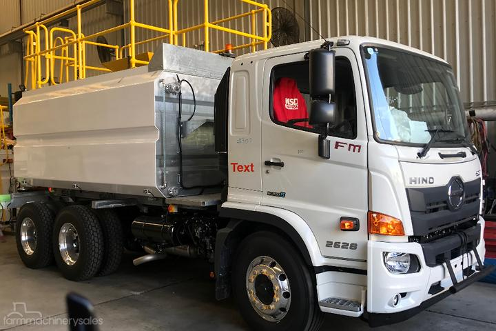 Hino Equipment & Parts Water Truck Trucks for Sale in