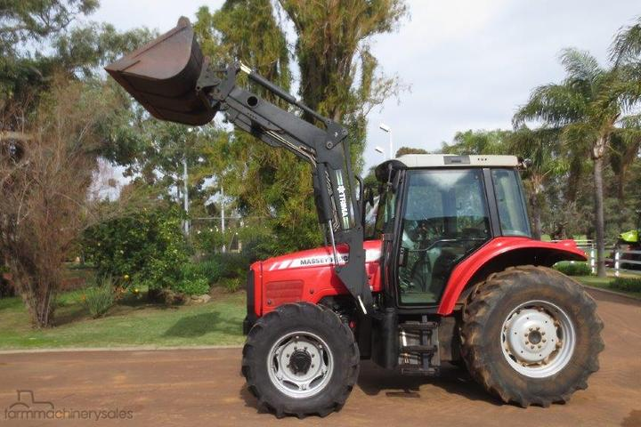 Massey Ferguson 5445 Farm machinery & equipments for Sale in