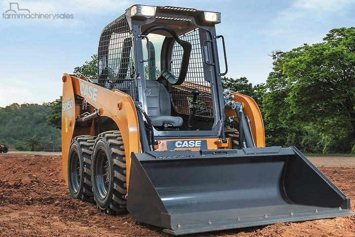 Case SR150 Skid Steer Farm machinery & equipments for Sale