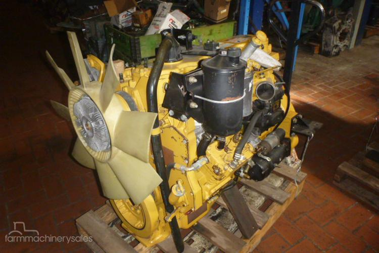 VOLVO D7C FM7-AG-AD-447155 - farmmachinerysales com au