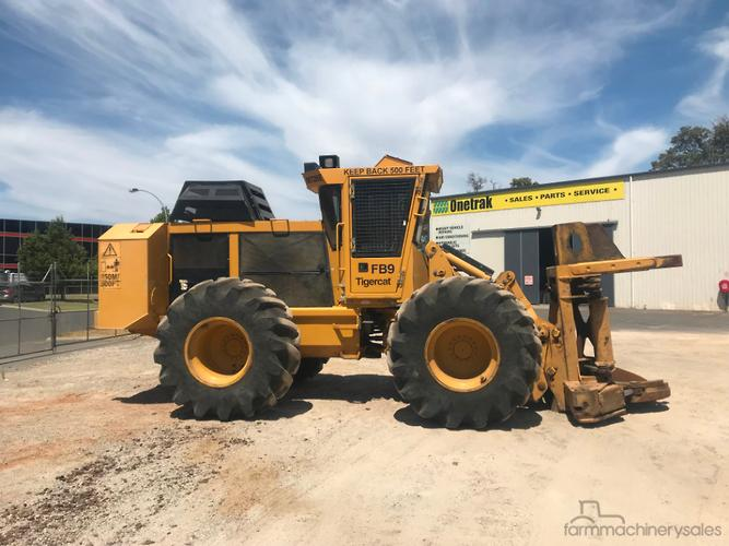 Tigercat Farm machinery & equipments for Sale in Australia