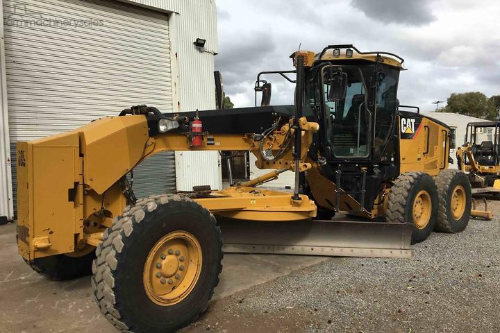 Caterpillar 120M Motor Grader Farm machinery & equipments for Sale