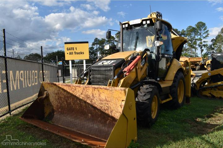 Backhoe Loaders for Sale in Australia - farmmachinerysales