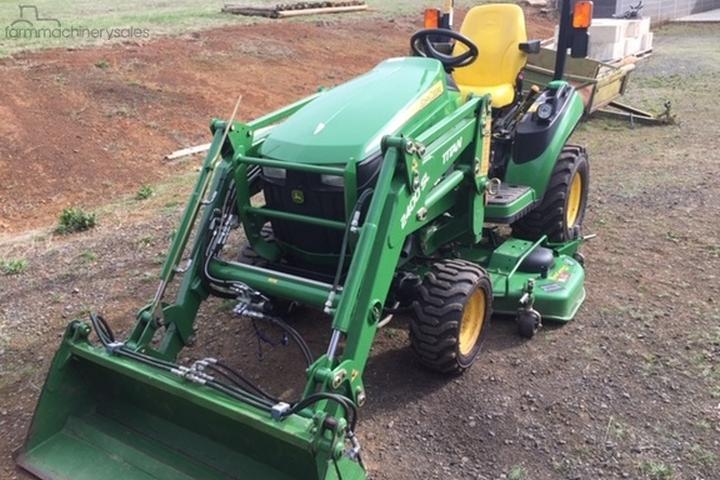 John Deere 1025R Farm machinery & equipments for Sale in