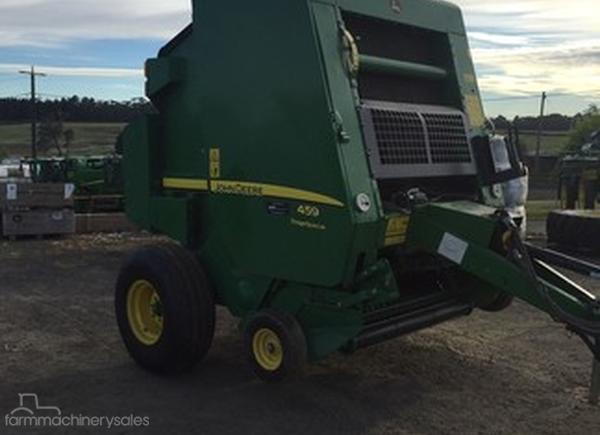 John Deere 459 Silage Special Baler Round Hay & Silages for Sale in