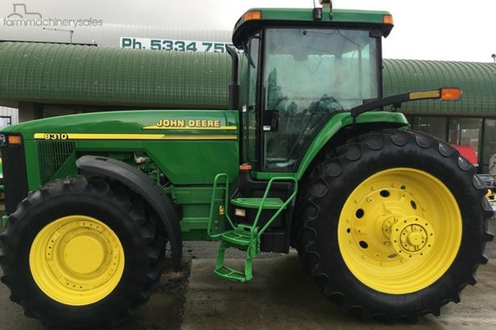 John Deere 8310 Farm machinery & equipments for Sale in ... on