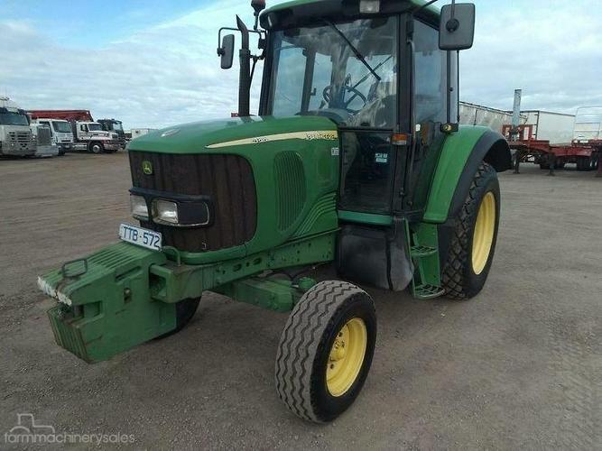 John Deere Tractors for Sale in Australia - farmmachinerysales com au