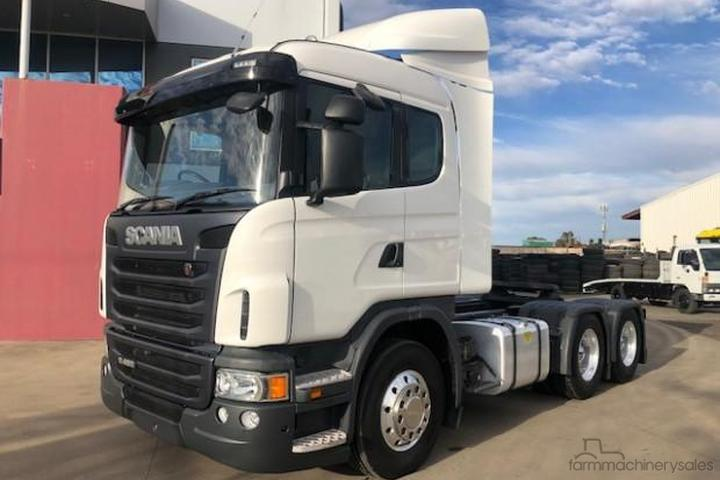 Scania Trucks for Sale in Australia - farmmachinerysales com au