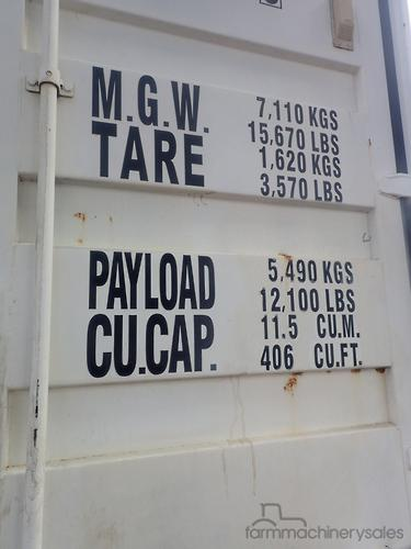 Equipment & Parts Shipping Containers for Sale in Australia