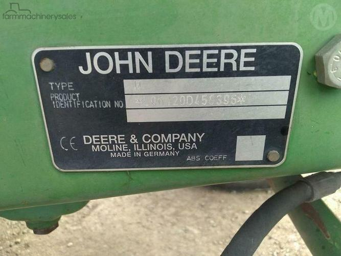 John Deere Farm machinery & equipments for Sale in Australia