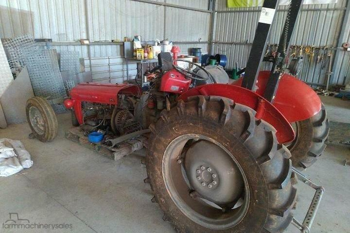 Massey Ferguson Farm machinery & equipments for Sale in