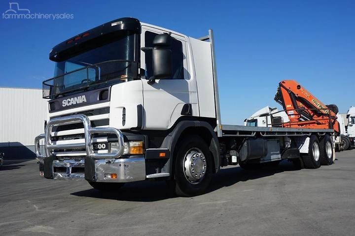 Scania Trucks for Sale in Australia - farmmachinerysales com au