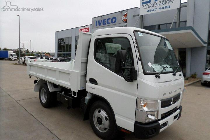 Fuso Canter 615 Equipment & Parts Tipper Trucks for Sale in