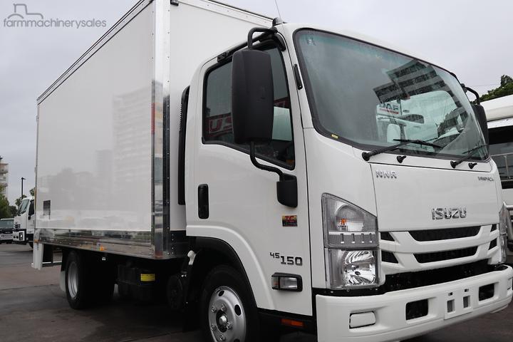 Isuzu Pantech Trucks for Sale in Australia - farmmachinerysales com au