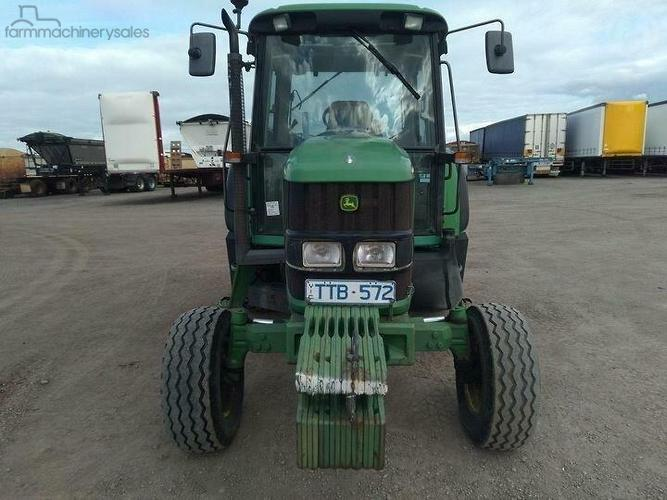 John Deere Tractors for Sale in Australia - farmmachinerysales com au