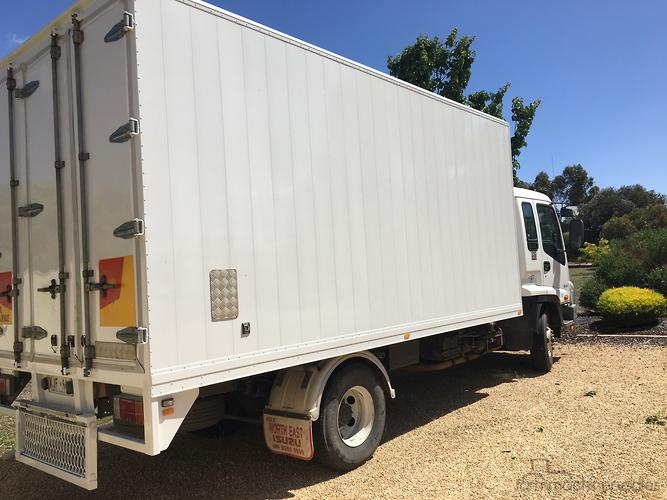 Equipment & Parts Refrigerated Truck Trucks for Sale in South
