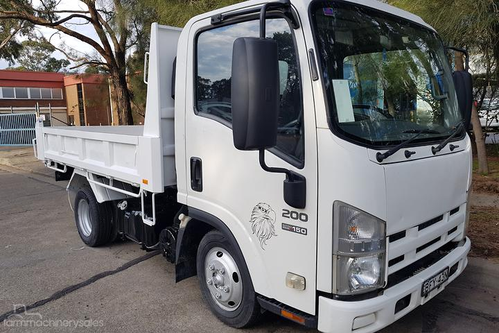Isuzu N Series Tipper Trucks listed in For Sale for Sale in New