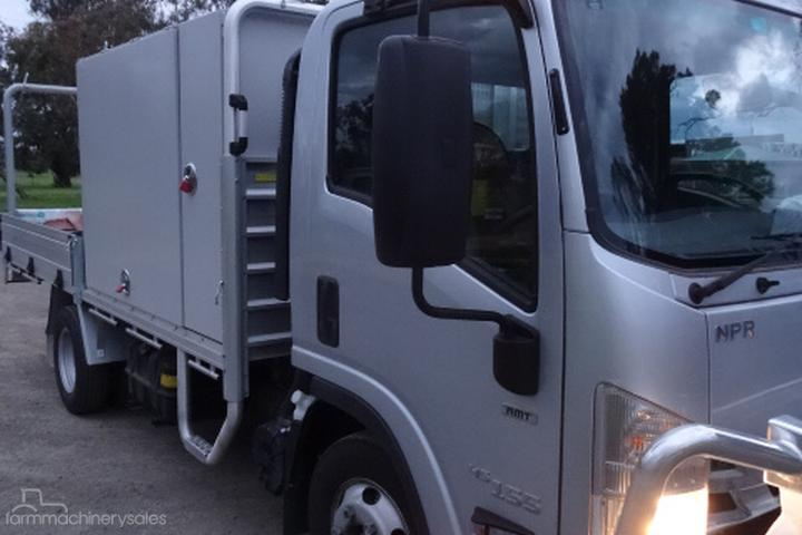 Isuzu Trucks for Sale in Australia - farmmachinerysales com au